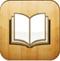 iPhone5のiBooks Appアイコン